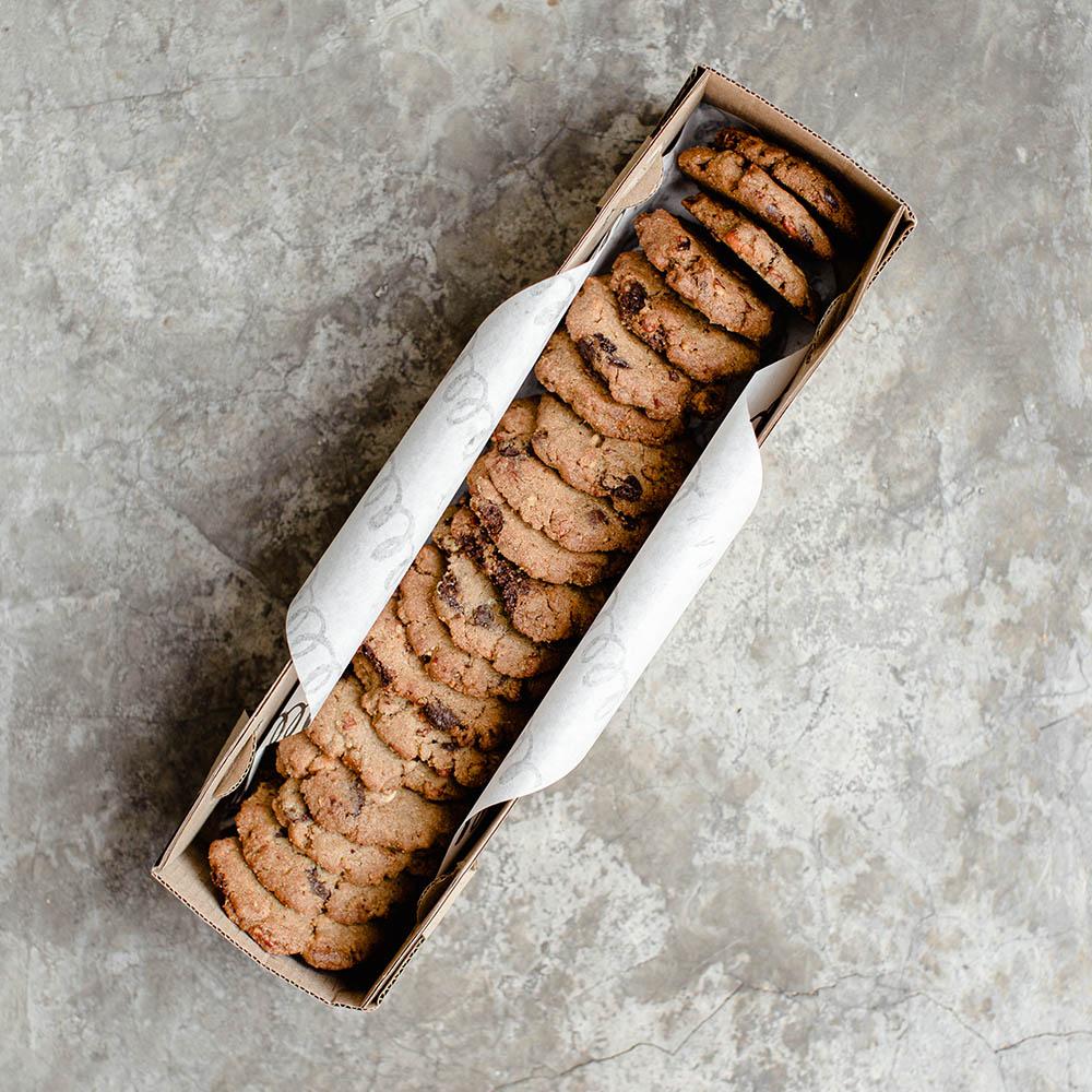 Caja con 20 galletas clásicas